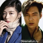 Lee Min Ho & Jeon Ji Hyeon
