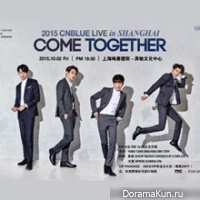 CNBLUE Come Together Concert in Shanghai