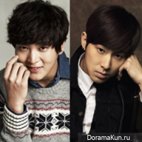 Joo Won and Yunho