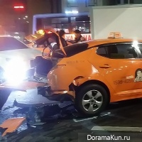 massive car accident