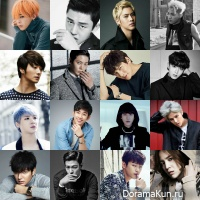 16 Korean artists