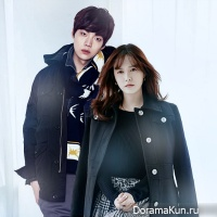 Ahn Jae Hyun and Goo Hye Seon