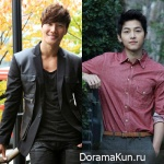 Kim Jong Kook and Song Joong Ki