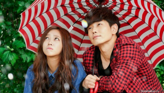 Ohn Joo Wan and Jo Bo Ah