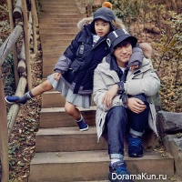 Tablo and Haru