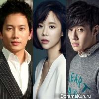 Hwang Jung Eum, Ji Sung &