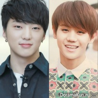 Kang Seung Yoon and Yoseob