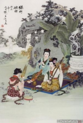 Representation of female beauty in China