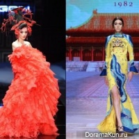 Chinese fashion week