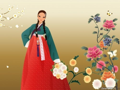 Korean national costume