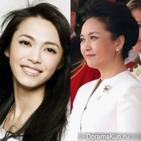influential women of China