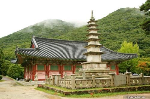 Temple Pomos