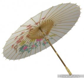 China parasols