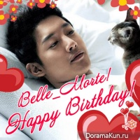 Happy Birthday Belle_Morte
