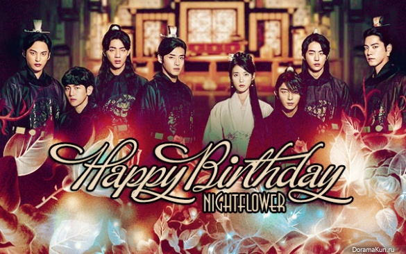 Happy Birthday NightFlower