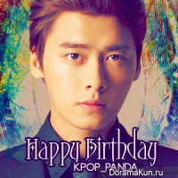 Happy Birthday kpop_panda