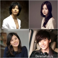 Lee Bo Young/Lee Jong Suk/Yoon Sang Hyun/Maybee