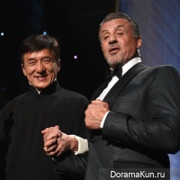 Jackie Chan/Sylvester Stallone