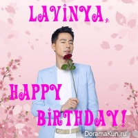 Happy birthday LAVINYA
