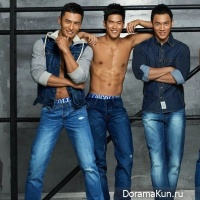 Top Chinese models