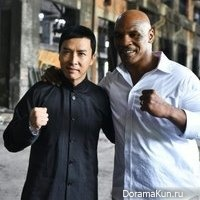 Mike Tyson - Donnie Yen
