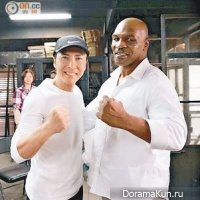 Donnie Yen - Mike Tyson