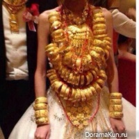 Golden wedding in Zhongshan