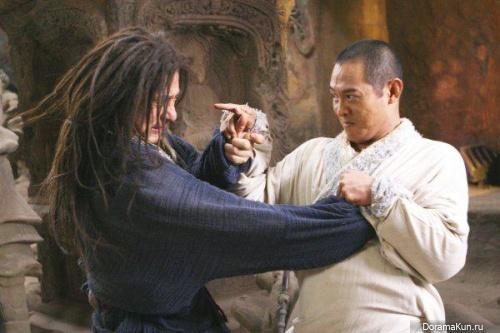 Jackie Chan - Jet Li