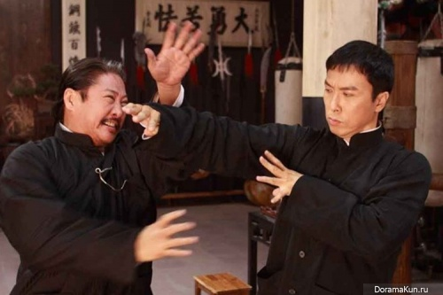 Donnie Yen - Sammo Hung