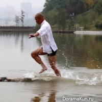 Running on water