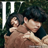 Gong Yoo and Jeon Do Yeon