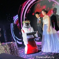 robot - bridesmaid