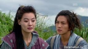 Ji Chang Wook/Warrior Baek Dong Soo