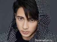 Wu Chun для Harper's Bazaar September 2017