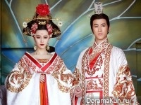Fan Bingbing, Aarif Lee Concept Photos The Empress of China