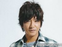 Kimura Takuya для TV GUIDE July 2016