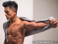 Aaron Kwok Concept Photos 2015