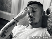 Shawn Yue для Figaro October 2016