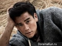 Eddie Peng L'OFFICIEL (China) November 2016