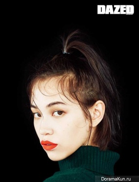 Kiko Mizuhara для Dazed & Confused October 2016