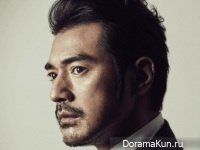 Takeshi Kaneshiro Concept Photos January 2017