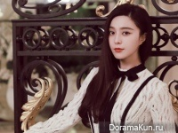 Fan Bingbing Photo shoot January 2017