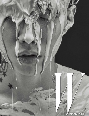Jay Park W Korea January 2017