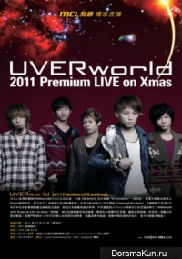 UVERworld Premium LIVE on Xmas at Nippon Budokan