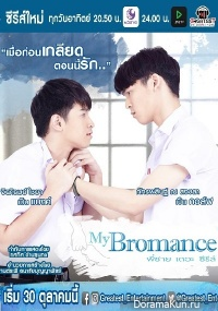 Guys looking for bromance meaning
