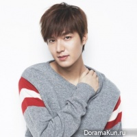 Actor Lee Min Ho