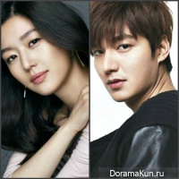 Jeon Ji Hyeon-Lee Min Ho