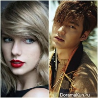 Taylor Swift-Lee Min Ho