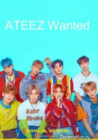 WANTED ATEEZ