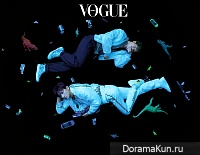 MONSTA X (Jooheon, I.M) Vogue Korea